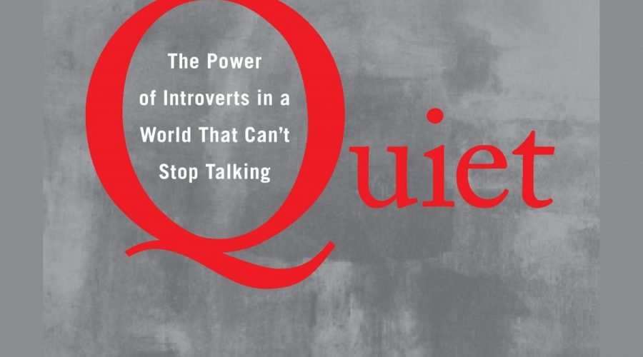 Audiobook cover for Quiet: The Power of Introverts in a World That Can't Stop Talking by Susan Cain