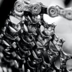 How fragile, how vital, are the spokes and chain on a bicycle